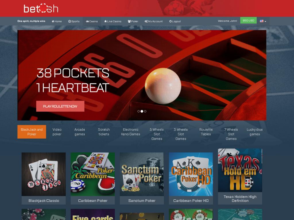 custom turnkey casino software